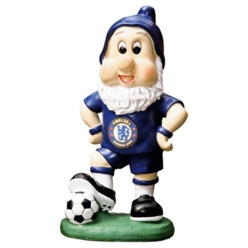 (Official Chelsea Gnome - 31.5cm - Brand New 2015/2016 Design - Gift Boxed! )