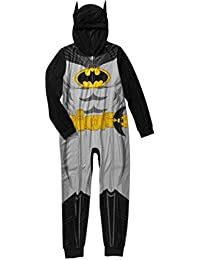 Batman Boys Union Suit Onesie Pajamas