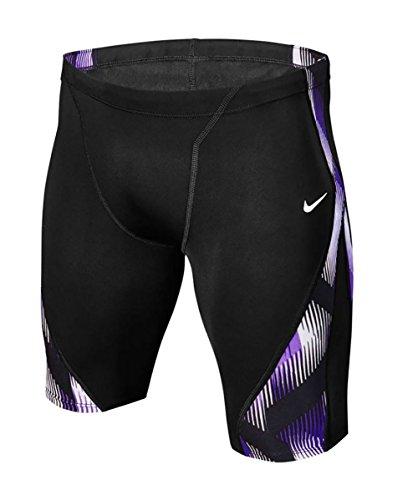 Nike Men's Beam Jammer (32, Purple)