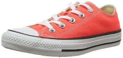Converse Chuck Taylor All Star - Zapatos de lona, unisex Orange