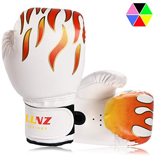 Luniquz Youth Boxing Gloves for kids