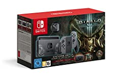 The devil is literally in the details of a new Nintendo Switch bundle featuring Blizzard's legendary game Diablo III: Eternal Collection, launching 2nd November.Fans who pick up the devilish bundle will receive a Nintendo Switch system and do...