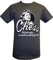 Easy Mom Chess T-Shirt
