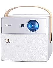 """XGIMI CC Aurora Proyector (Cine en Casa, TV sin Pantalla, Fácil de Llevar, LED 180"""", 350ANSI Lúmenes, Wi-Fi Banda Dual 2.4G/5G, Android OS, Bluetooth)"""