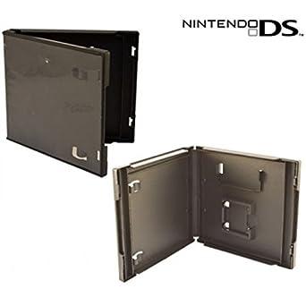 Link-e ®: Conjunto de 10 cajas de recambio negras para los juegos de Nintendo DS: Amazon.es: Videojuegos
