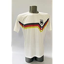 Kulkat Sports * 38 * WM Maillot de l'Allemagne Germany Taille Top Qualité de Fun Maillot en Jersey (L)