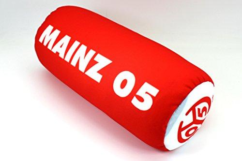 Mainz 05 Nackenrolle Nackenkissen Dekokissen Autokissen Relaxkissen Kissen