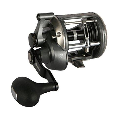 Okuma Fishing Tackle Solterra SLX-20L Standard Speed Levelwind Lever Drag Reel