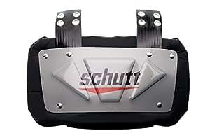 Schutt Sports Air Maxx Back Plate, Black, One Size