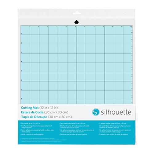 Silhouette CUT-MAT-12-3T Cameo Replacement Cutting Mat by Silhouette