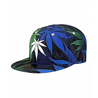 Unkut Chronic-Gorra, color azul azul Talla única: Amazon.es ...