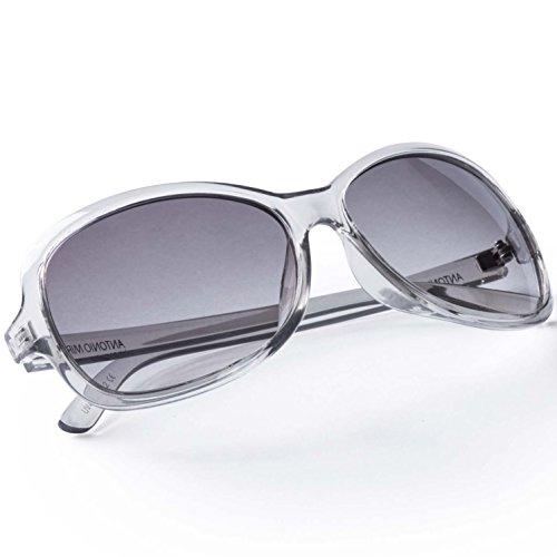 ANTONIO-MIRO-Gafas-Mujer-UV400-transparentes-ligeras-Lentes-solares-elegantes-con-Funda-Rgida-Cremallera-Satisfaccin-Garantizada
