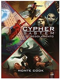 Wyrd Edizioni Cypher System-Manuale Base, 9788869810787