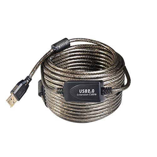 [Magicalworld] 5M /10M/ 15M/ USB2.0 Extension Cable 10 Meters with Signal Amplifier ()