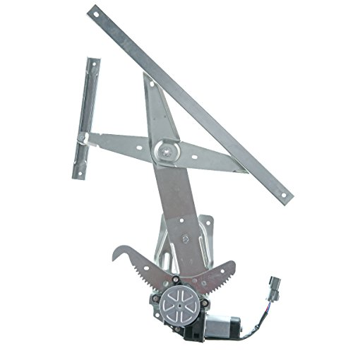 A-Premium Power Window Regulator and Motor Assembly for Ford Taurus 1996-2007 Mercury Sable 1996-2005 Front Right Passenger Side