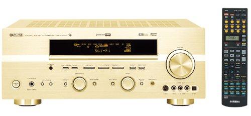ヤマハ DSP-AX750(N) DSP AVアンプ ゴールド B00020DC2Q