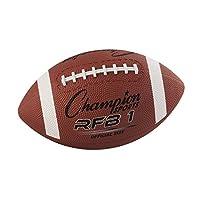 Campeón deportivo Pee Wee Tamaño Fútbol de goma