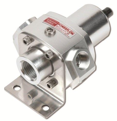Professional Products 10672 Blue 4-Port EFI Fuel Regulator