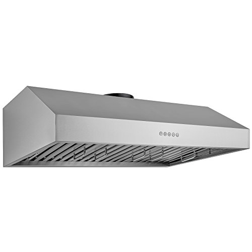 "Price comparison product image AKDY New AZ1802 30"" Under Cabinet Stainless Steel Range Hood Illuminated Keypad Baffle Filters"