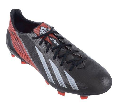 Adidas F50 adizero TRX FG Synthetik Fussballschuhe black-running white-infrared - 40