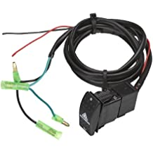 VIPER ATV / UTV Winch Flush Mount Dash Switch