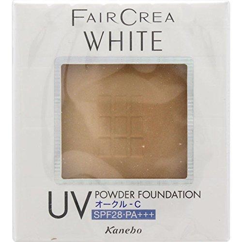 (Kanebo (Kanebo) Faircrea White UV Powder Foundation