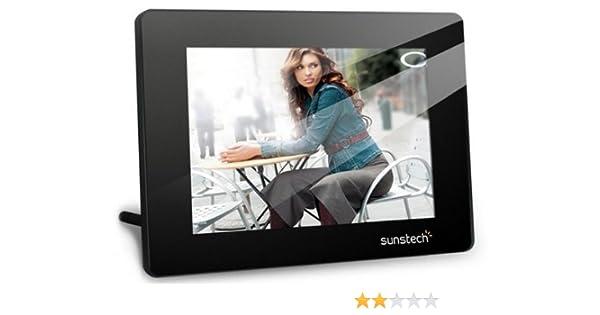Sunstech Dpf702Black - Marco Digital de 7 Pulgadas: Amazon.es ...
