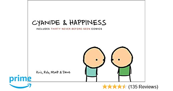 Apologise, Cyanide comic strip