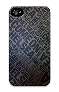 come on chelsea PC Case for iphone 4S/4