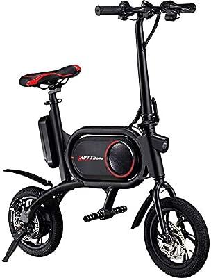 Patinete eléctrico Trotty Bike (250 W, 24 km/h, máx. 20 km ...
