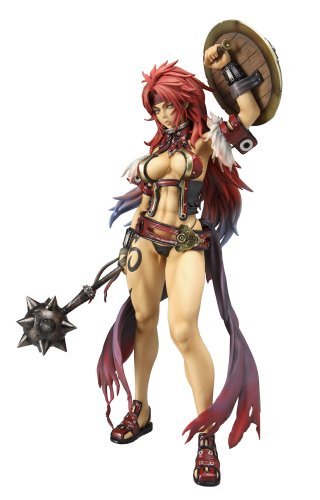 Queens Blade Model Excellent (Excellent Model Core : Queens Blade Listy [1/8 Scale PVC])