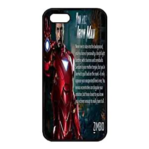 Iphone 5s Case,Hard PC Iphone 5s Protective Case for Ultimate Protect iphone 6s with iron man