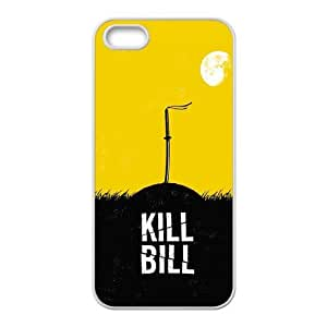 QSWHXN Cover Custom Kill Bill 2 Phone Case For iPhone 5,5S [Pattern-4]