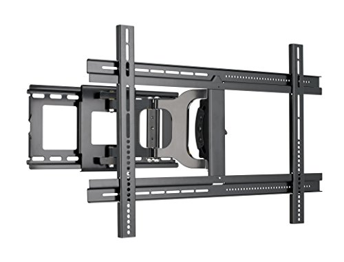 (Sanus MLF13-B1 Articulating Universal Wall Mount for 37-80-Inch Screen)