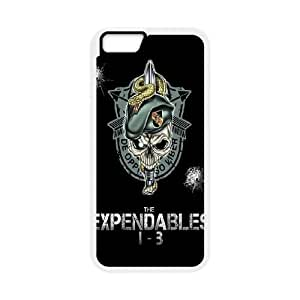 The Expendables For iPhone 6 Plus 5.5 Inch Cases Cover Cell Phone Case STX080268