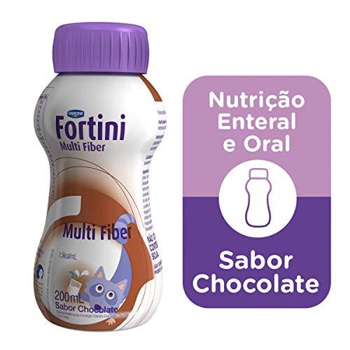 Fortini Mf Chocolate Danone Nutricia, 200ml