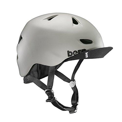 BERN Unlimited Brentwood Summer Helmet with Flip Visor
