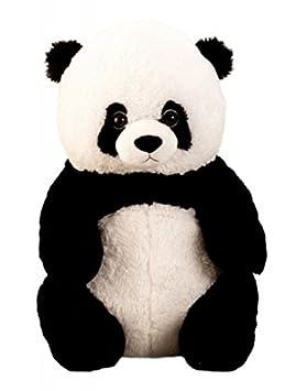 Lifestyle & More Oso Panda mimoso Oso tierno Panda 60 cm Grande Oso Felpa Peluche Aterciopelado