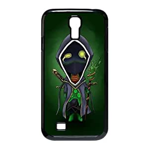Samsung Galaxy S4 9500 Cell Phone Case Black Defense Of The Ancients Dota 2 RUBICK 004 JU3431091