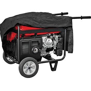 Dallas Manufacturing Co. Generator Cover - Medium - Model A Fits Models up to 3,000W - 24