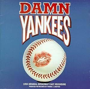 Richard Adler David Chase Damn Yankees Pit Orchestra