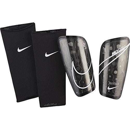 Nike Mercurial Lite Shin Guard (Black/Black/White