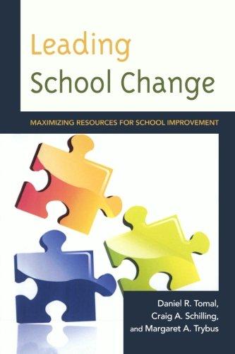 Leading School Change: Maximizing Resources for School Improvement (The Concordia University Leadership Series)