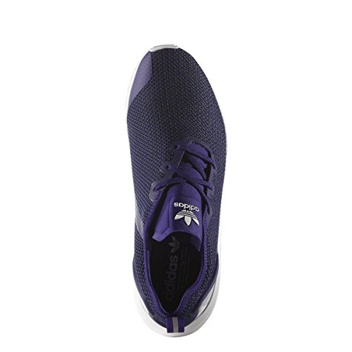 Asymetrical Homme Zx Flux Sneakers Originals Adv Adidas Violet Chaussures Mode wSqP8IWRx