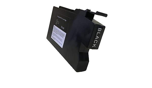 3-PK 841721 841722 841723 Compatible Ink Cartridges for Aficio MP-CW1200//MP-CW2000//MP-CW2200 Series KLDink