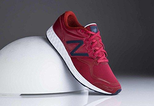 New Balance Sneaker ML1980-BY-D Rosso/Bianco/Blu EU 44 (US 10)
