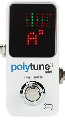 TC Electronic Guitar Pedal Tuner (Polytune 3 Mini)