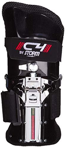 MICHELIN Storm STC4 LR Bowling Glove, Black,