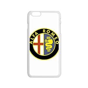 NICKER Famous car logo Alfa Romeo Phone case for iphone 6