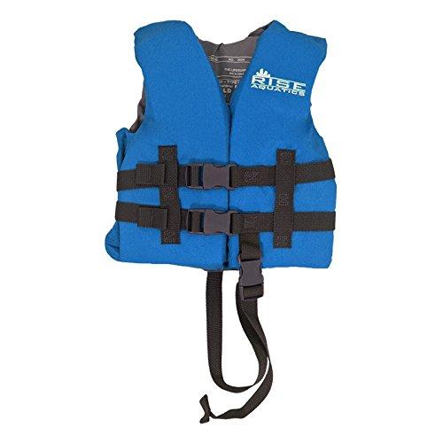 Rise Children's Life Vest Color: Royal ()